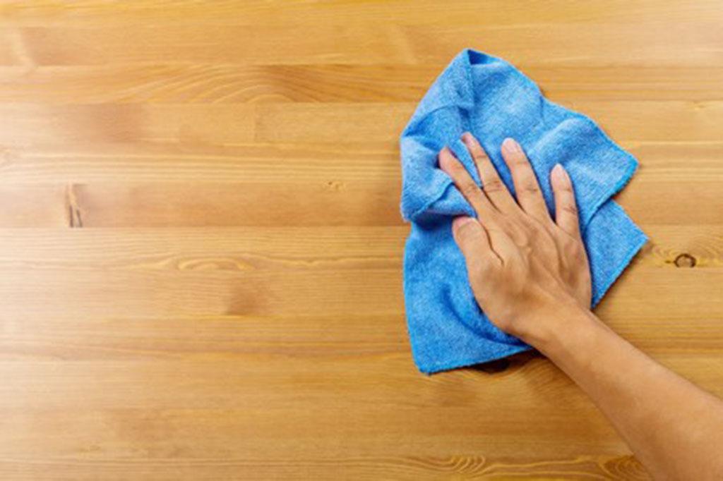 Mẹo bảo quản nội thất gỗ công nghiệp
