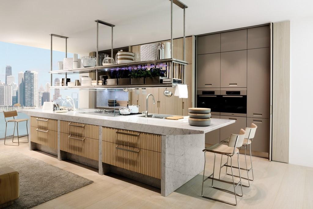 Những điều cần biết khi thiết kế tủ bếp theo phong cách hiện đại