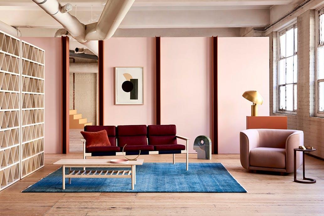 Xu hướng nội thất: Hướng đến màu sắc cổ điển