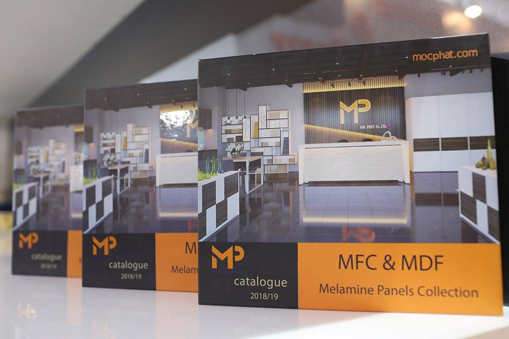 Mộc Phát ra mắt ván ép (Plywood) chịu nước phủ Melamine trực tiếp đạt chuẩn Carb P2 xuất khẩu Mỹ 1