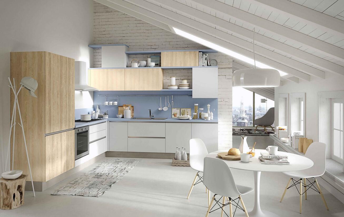 Thoả sức sáng tạo ứng dụng màu sắc MFC cho không gian bếp nhà bạn