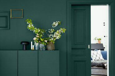 Ứng dụng màu sắc nội thất gỗ công nghiệp mang lại may mắn cho gia chủ