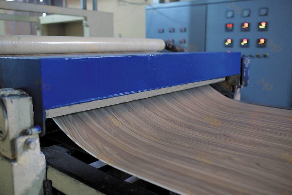 công nghệ sản xuất ván mfc