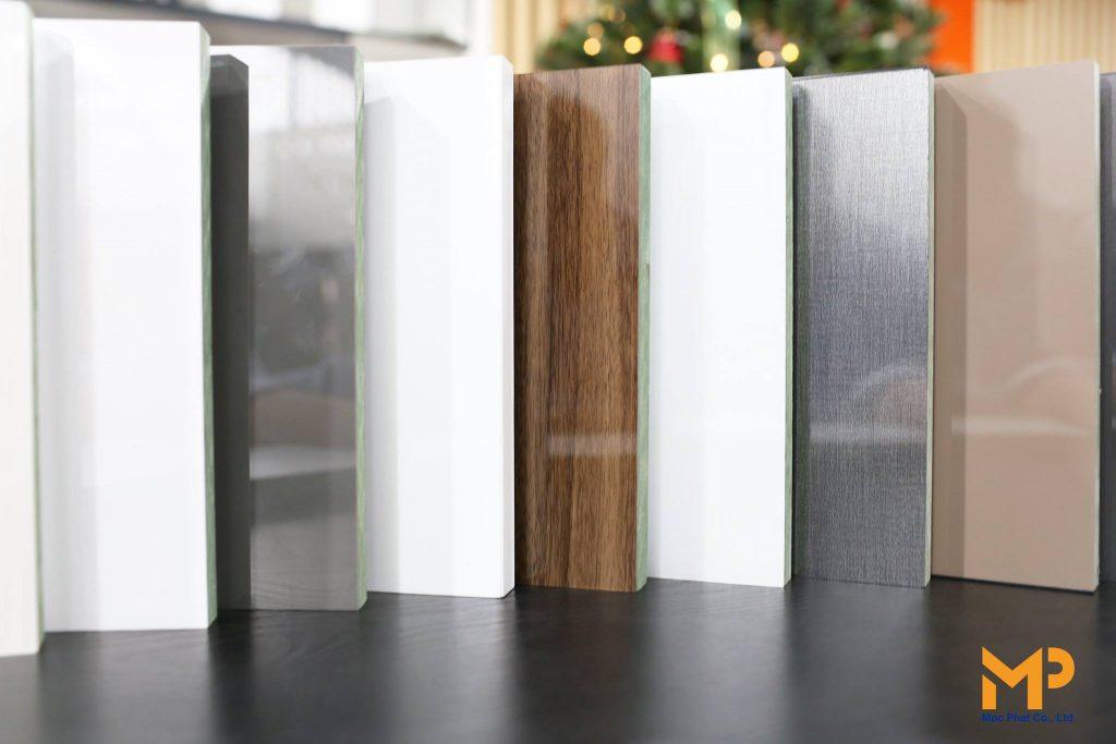 ván gỗ acrylic là gì