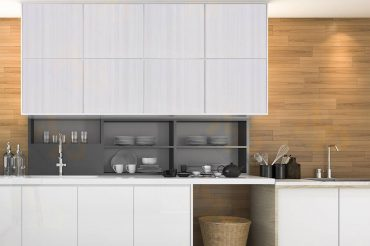 Acrylic vân gỗ trắng: Điểm nhấn của sự sang trọng
