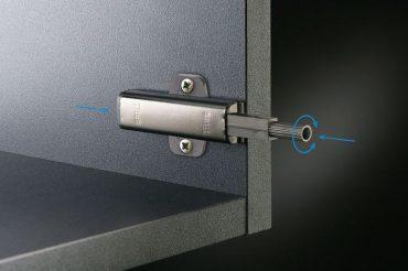 Push Latch: Đóng mở dễ dàng chỉ bằng một cú chạm