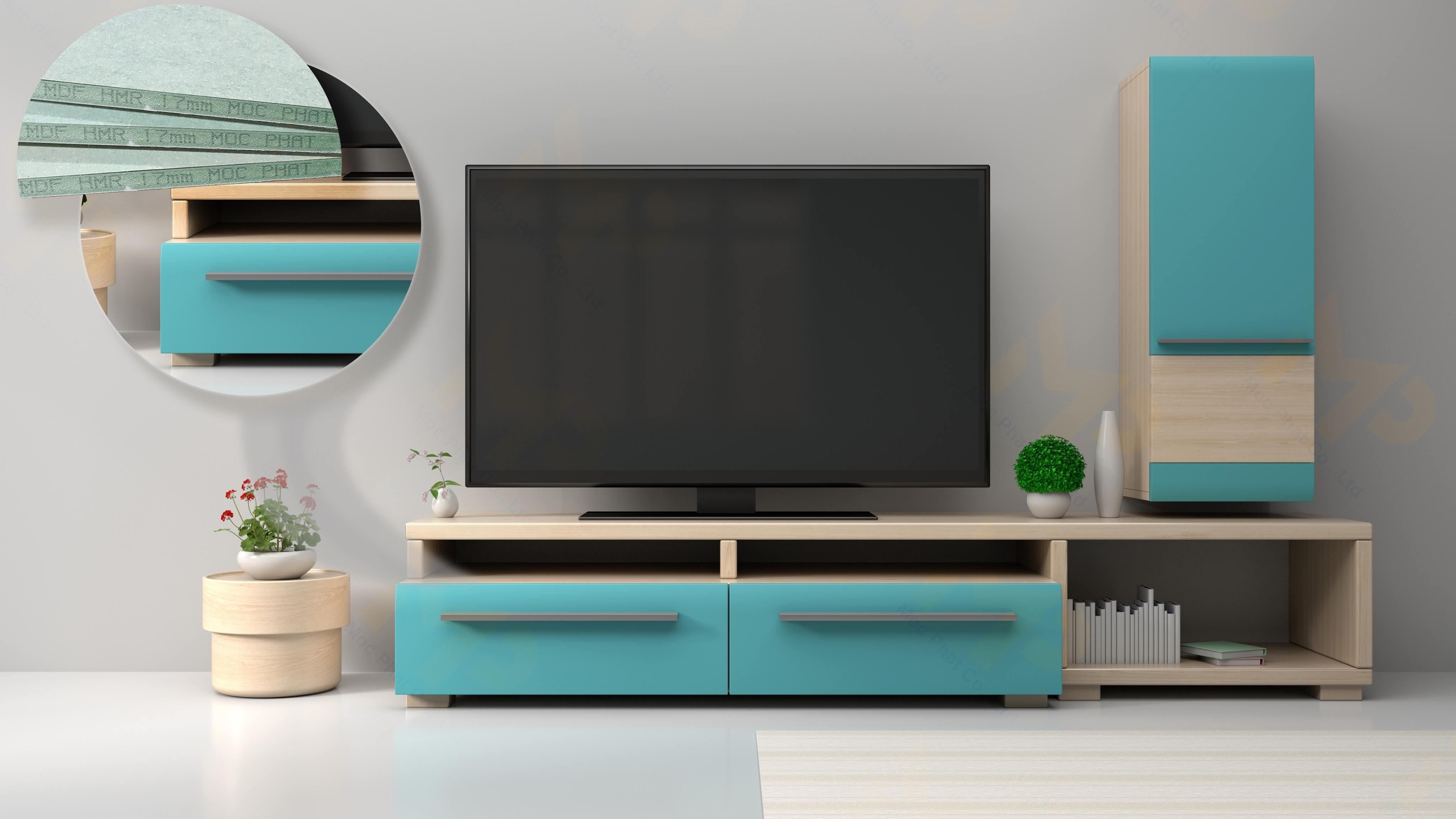 Dùng MDF chất lượng: Giải pháp nội thất hoàn hảo