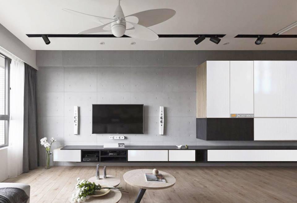 Sáng tạo không gian nội thất với Acrylic vân gỗ