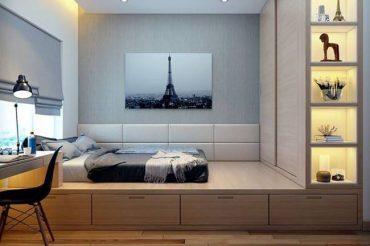 Trước Tết cần bày trí lại phòng ngủ để hút tài vận