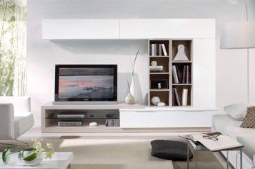 Nội thất gỗ công nghiệp bày trí thông minh trong căn nhà 39m2
