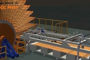 Quy trình sản xuất gỗ công nghiệp MDF