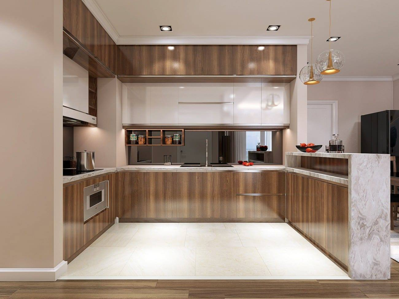 Acrylic vân gỗ: Làn gió mới tạo nên những sản phẩm nội thất đầy tinh tế