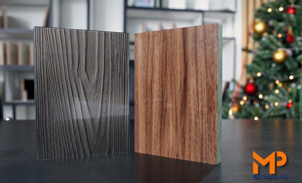 Acrylic vân gỗ