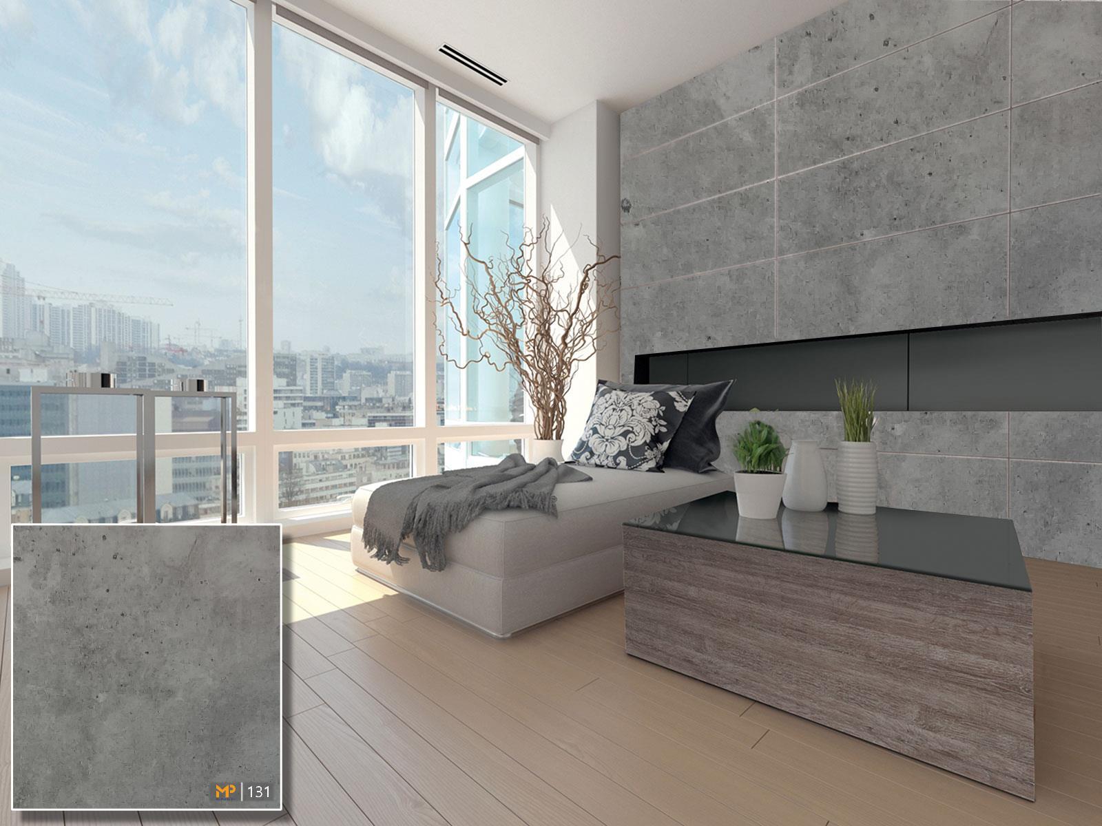 MFC vân đá 131: Phá cách trong thiết kế nội thất