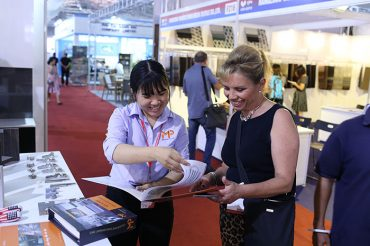 Mộc Phát được đối tác trong và ngoài nước đánh giá cao tại Vifa Expo 2019
