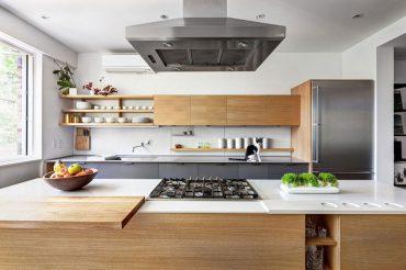 Biến hóa phòng bếp đẹp như cổ tích chỉ đơn giản như thế này