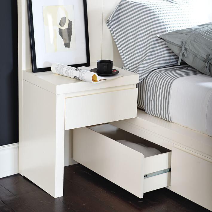 Những mẫu nội thất phòng ngủ tích hợp từ gỗ công nghiệp tuyệt đẹp 2