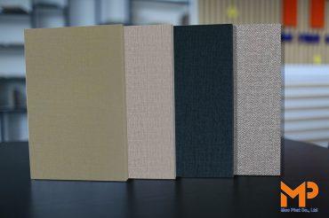 MFC vân vải dệt đẹp tinh tế đến từng chi tiết