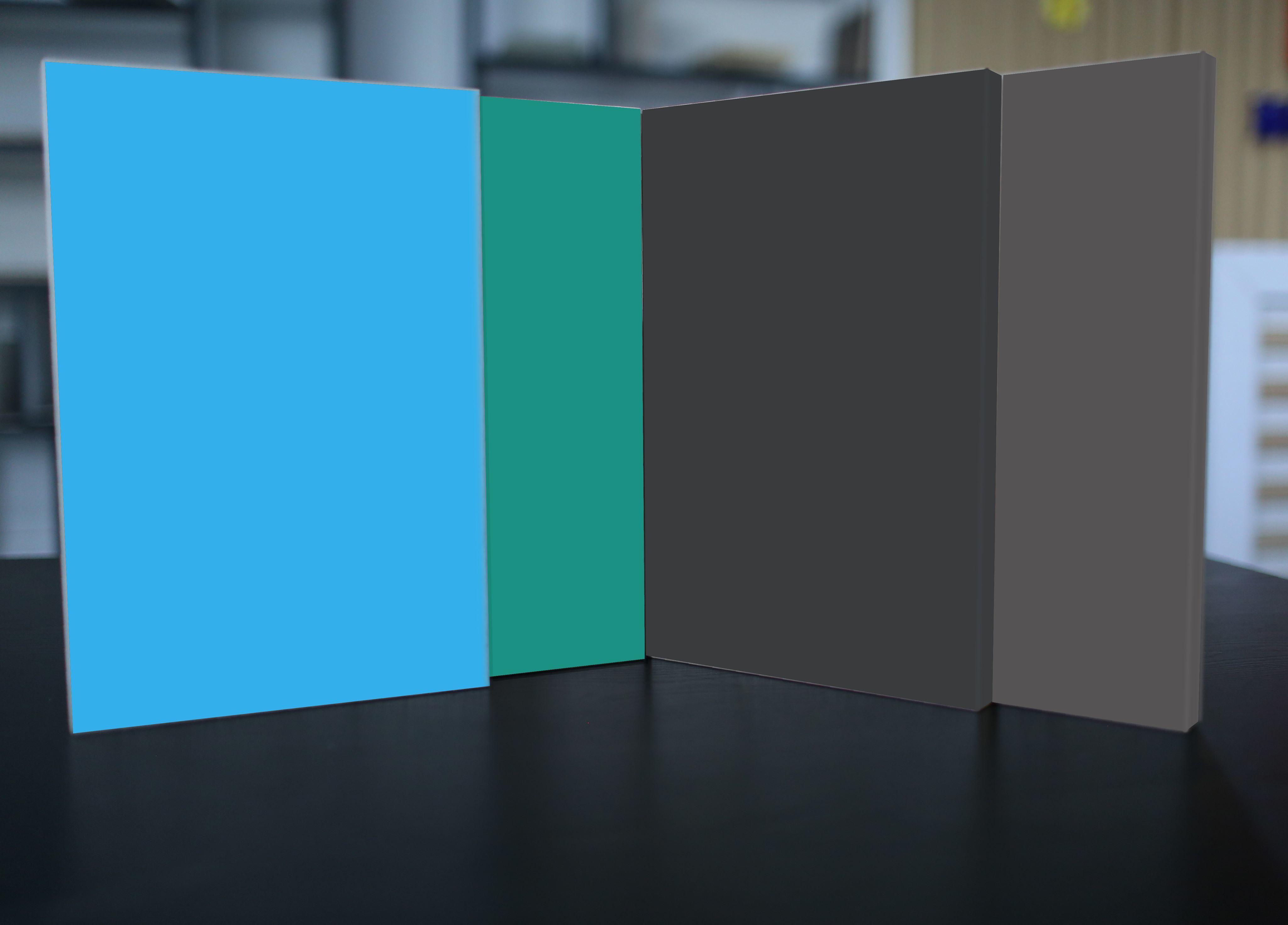 MFC đơn sắc gam màu sáng và tối thoả sức sáng tạo của gia chủ
