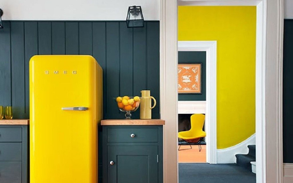 4 quy tắc vàng mà bạn cần phải biết trong việc phối màu sắc thiết kế cho các không gian nhà