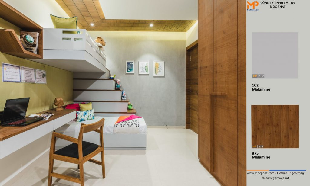 Không gian cho trẻ em