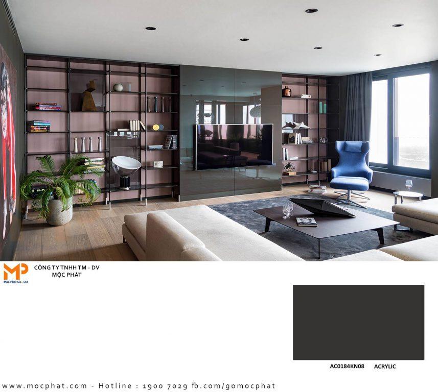Acrylic phòng khách 3