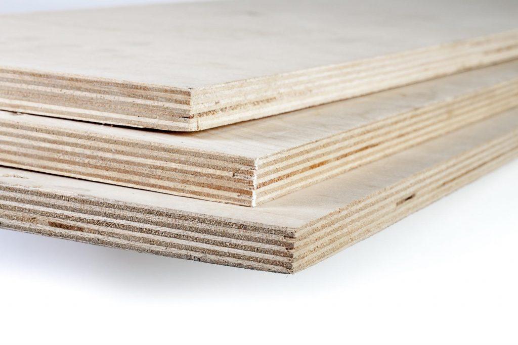 plywood là gì - Cấu tạo plywood phủ melamine