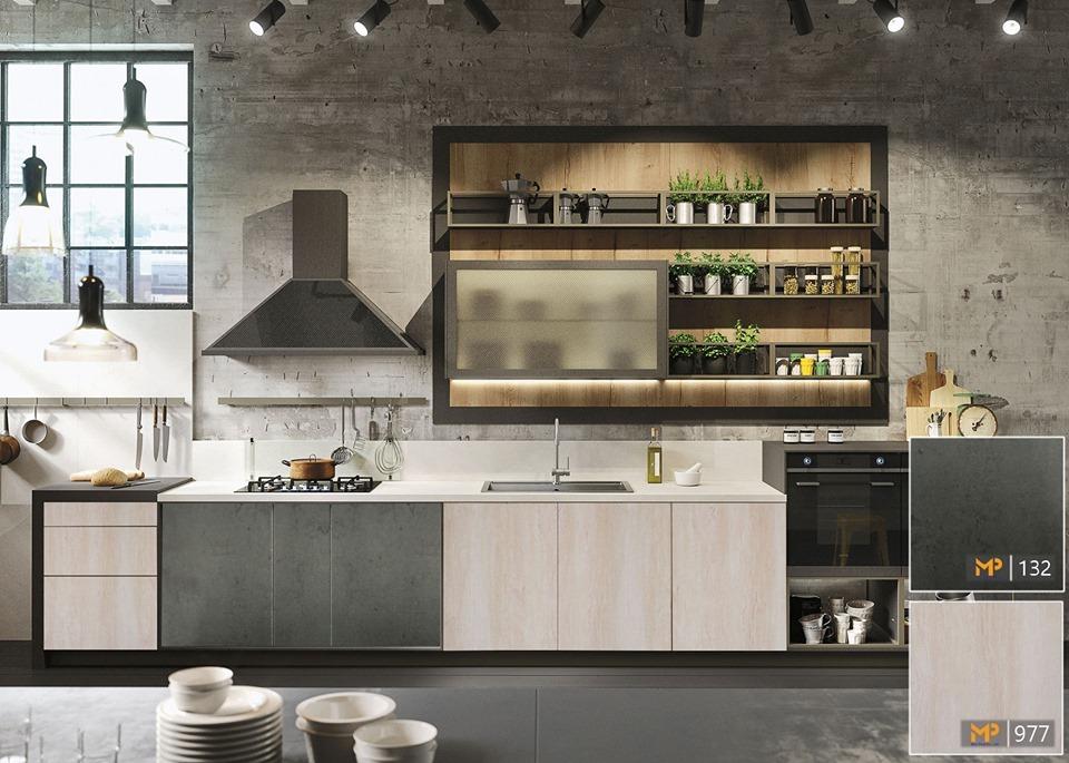 Xu hướng nội thất 2020-2022: Tập trung cho nội thất bếp