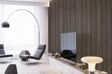 Nâng tầm đẳng cấp không gian sống với lựa chọn tường ốp ván công nghiệp phủ Melamine