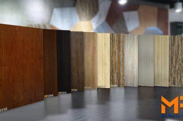 Mộc Phát ra mắt BST bề mặt nội thất 2020/2021: Bước đột phá trong ứng dụng sản xuất nội thất