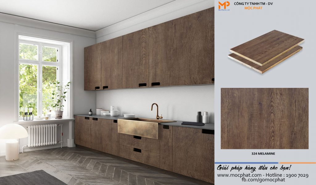 Plywood Melamine 324
