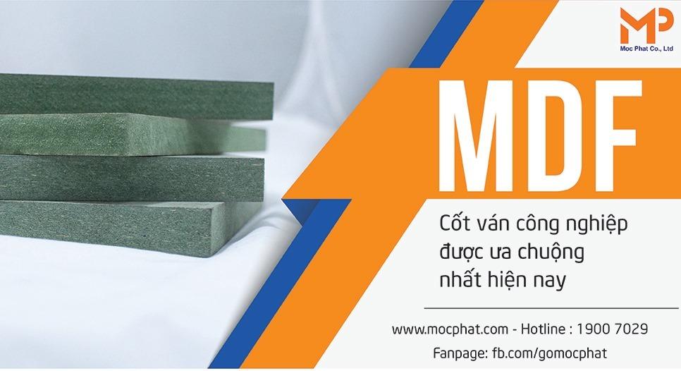 MDF chống ẩm chuẩn Carb P2: Cốt ván công nghiệp được ưa chuộng nhất hiện nay