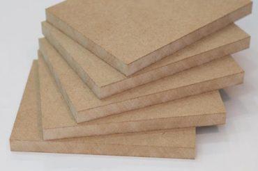 Gỗ công nghiệp HDF và 4 ứng dụng gỗ HDF tuyệt vời trong thiết kế nội thất