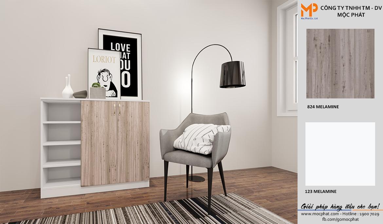 Phong cách tối giản trong không gian nội thất 2