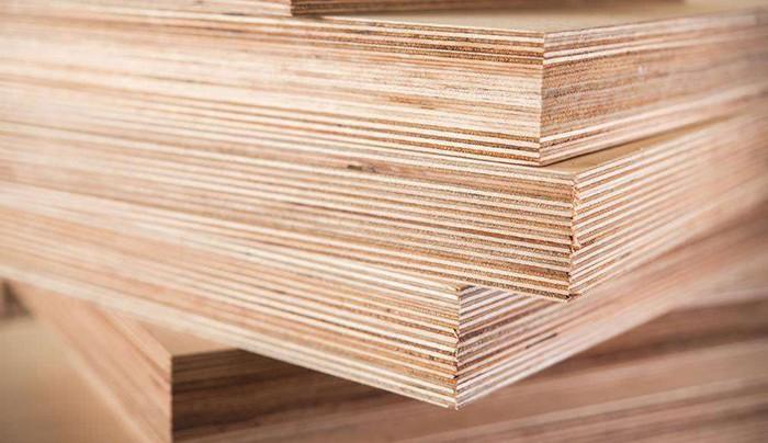 Cốt  ván plywood - ván ép plywood