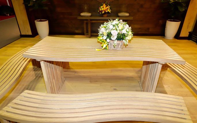 Xuất khẩu sản phẩm gỗ bất ngờ tăng hơn 102% dù dịch COVID-19 vẫn lan rộng tại nhiều thị trường