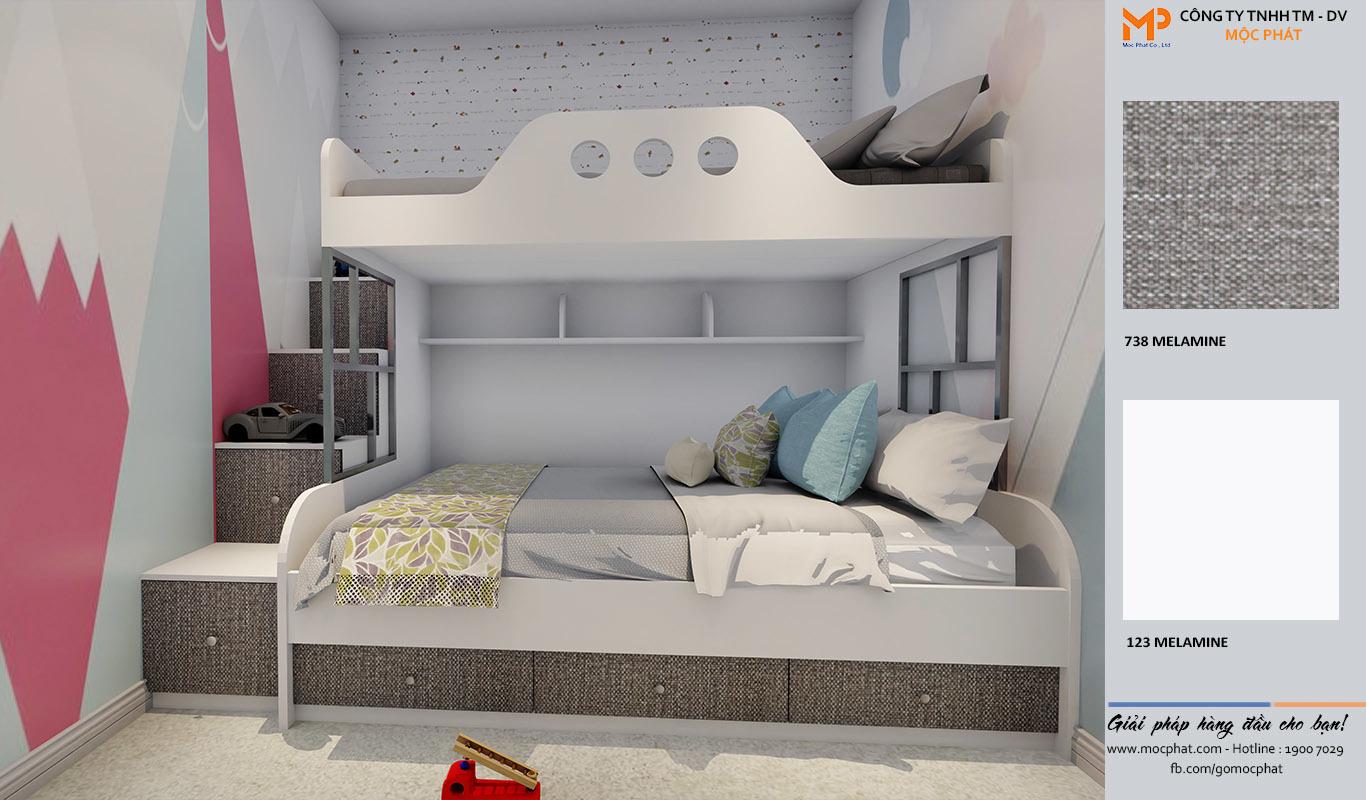 Tấm MDF lõi xanh chống ẩm Mộc Phát – cấu tạo và ứng dụng trong nội thất