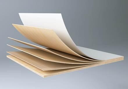 cậu tạo các lớp ván gỗ dán plywood