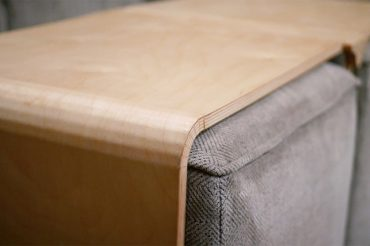 Cách uốn cong ván gỗ công nghiệp: MDF, Plywood… đơn giản và nhanh nhất (kèm video)