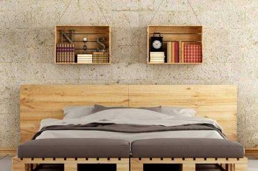 9 ý tưởng sáng tạo gỗ pallet thành các đồ nội thất độc đáo