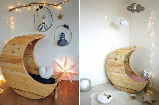 9 ý tưởng sáng tạo gỗ pallet thành các đồ nội thất độc đáo 3
