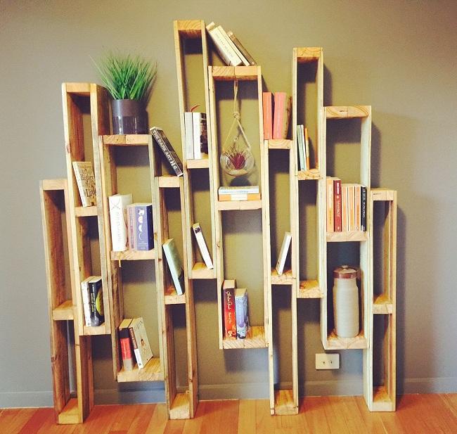 9 ý tưởng sáng tạo gỗ pallet thành các đồ nội thất độc đáo 9