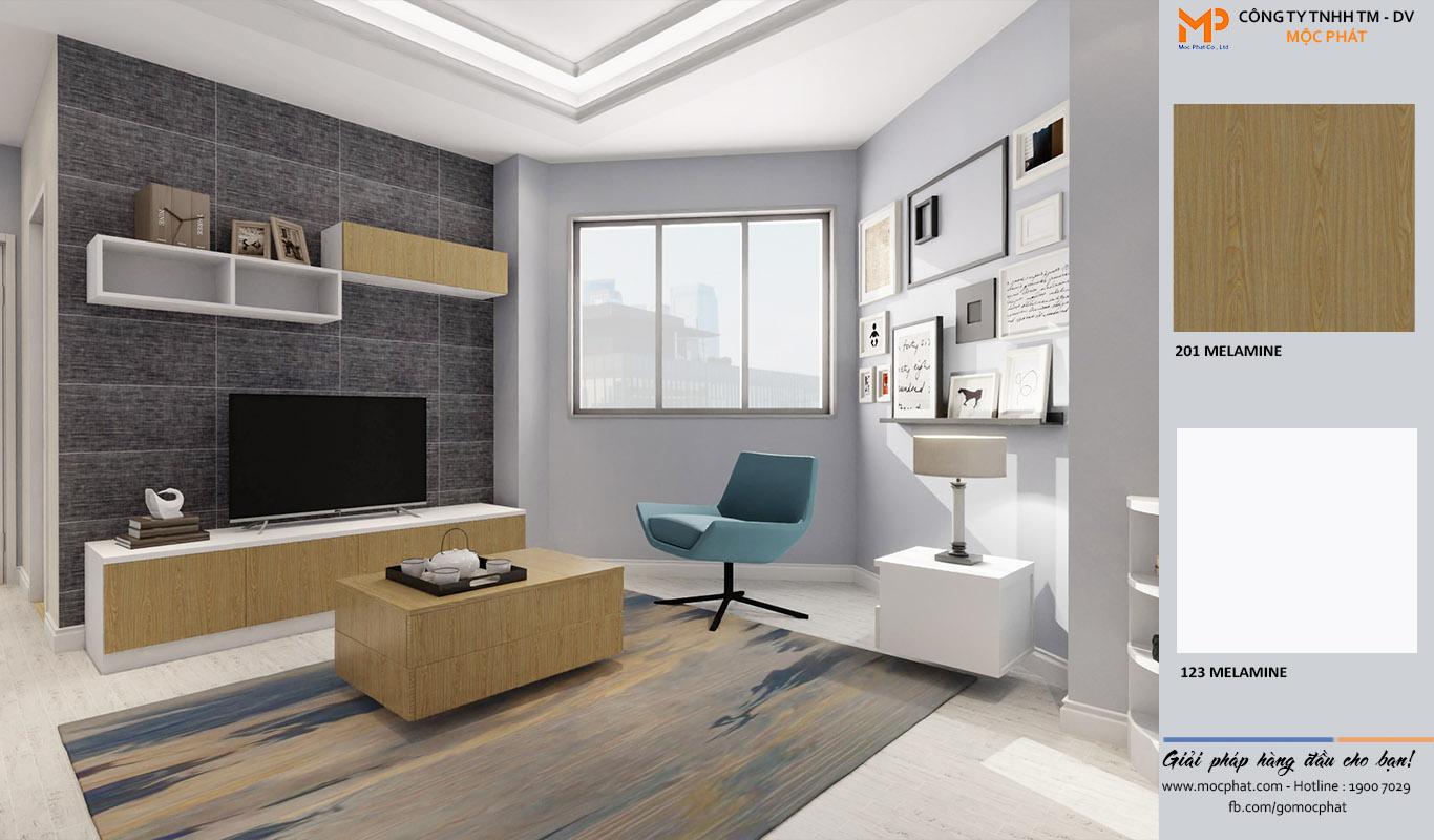 Phong cách thiết kế nội thất hiện đại là gì? 1