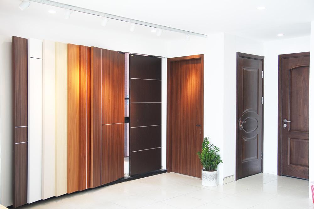 Cách phân loại cửa gỗ làm từ gỗ công nghiệp